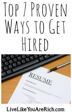 Resume writing letter of interest